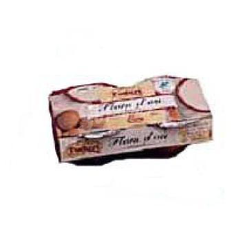 Tuduri Flan de huevo Pack 2x125 g
