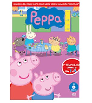 Peppa Pig T1 DVD