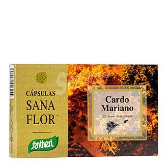 Santiveri Cardo mariano cápsulas 19 g