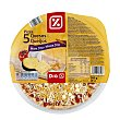 Pizza 5 quesos envase 360 gr DIA
