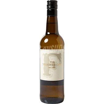 DUQUE Vino fino Jerez elaborado para grupo El Corte Inglés Botella 75 cl