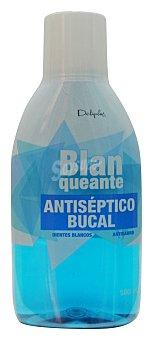 Deliplus Enjuague bucal blanqueante Botella 500 cc
