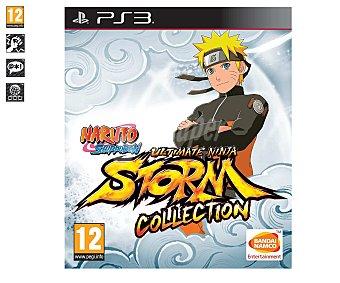 Lucha Naruto Storm Collec. Ps3