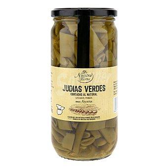 De nuestra tierra Judías verdes frasco - De Nuestra Tierra 720 g