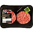 Ternera Label hamburguesas XXL 2 unidades Bandeja 480 g Zelain