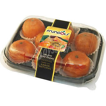 FRUNDOLS Surtido de fruta confitada tradición Estuches 250 g