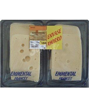 Abrilisto Queso Emmental loncheado 2 Envases de 350 g