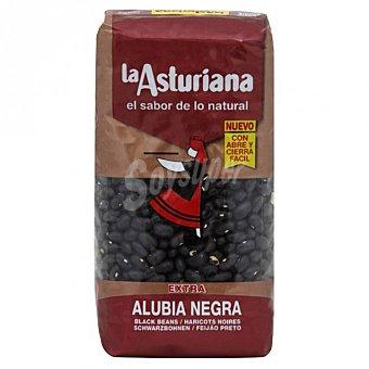 La Asturiana Alubia negra Bolsa 500 g