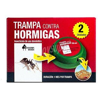 Sonata Trampas cebo hormigas Caja de 2 unidades