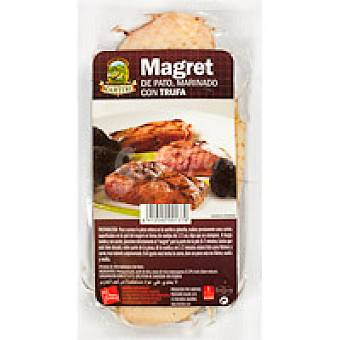 Martiko Magret de pato marinado con trufa Bandeja 360 g