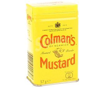 Colmans Mostaza en polvo 57 gramos