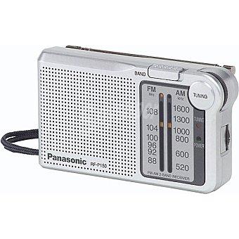 PANASONIC RF-P150 Radio de bolsillo con sintonizador analógico am/fm
