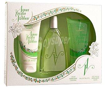 Aire de sevilla azahar Estuche regalo para mujer Azahar.