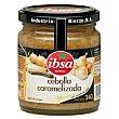 Cebolla caramelizada Frasco 240 g ( peso neto escurrido) Ibsa