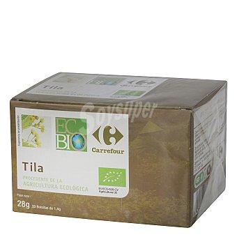 Carrefour Bio Tila 20 ud