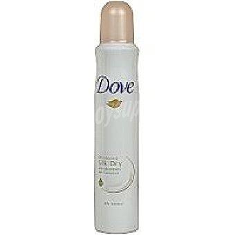 Dove Desodorante sensitive seda Spray 200 ml