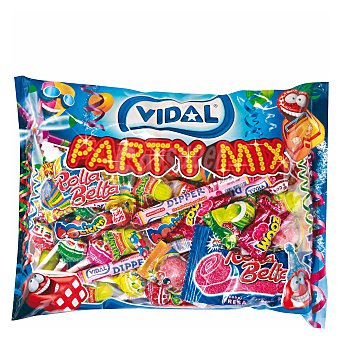 Vicente Vidal Caramelos Party Mix Bolsa 450 g