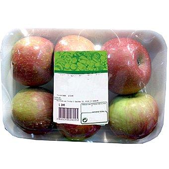 Manzana fuji peso aproximado Bandeja 1,3 kg