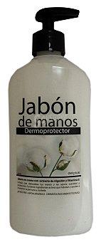 Deliplus Jabon manos liquido crema dermo dosificador Botella 500 cc