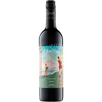CLIMBING Vino tinto shiraz de Australia botella 75 cl botella 75 cl
