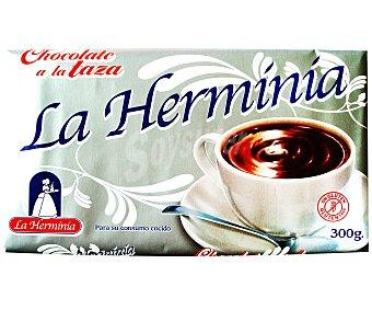 LA HERMINÍA Chocolate a la taza 300 Gramos