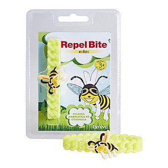 REPEL BITE Pulsera repelente de insectos para niños 1 ud