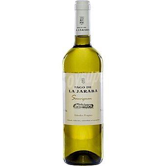 PAGO DE LA JARABA Vino blanco sauvignon blanc de La Mancha  Botella de 75 cl