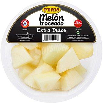 PERIS Melon pelado troceado Tarrina 500 g