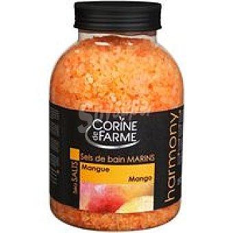 CORINE DE FARME Sal de baño mango 1,3 kg