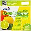 Gelatina sabor cítricos sin azúcar  Pack 4 x 100 g Yelli Frut