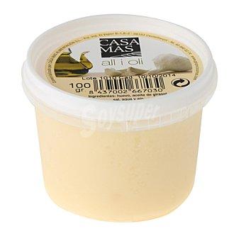 Casa Mas Salsa alioli Tarrina 100 g