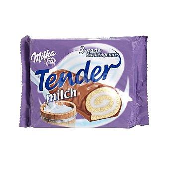 Milka Pastelitos de chocolate con leche Tender Pack 3x37 g (estuche 111 g)