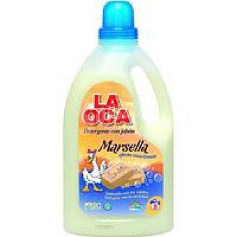 La Oca Detergente líquido Marsella Botella 2 litros