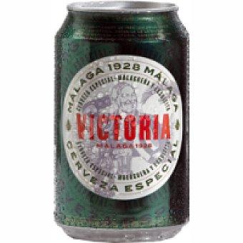 Estrella Galicia Cerveza light Lata 33 cl