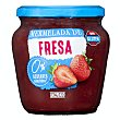 Mermelada fresa 0% azucares añadidos Tarro 380 g Hacendado
