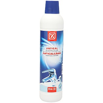 DIA Limpiador antical gel botella 750 ml