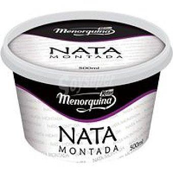 La Menorquina Nata montada Tarrina 500 ml