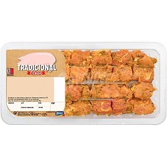 Roler Pinchos de cerdo andaluz Bandeja 340 g (4 unidades)