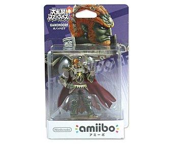 Nintendo Figura Ganondorf, antagonista principal de The Legend of Zelda , Amiibo Super Smash Bros Melee 1 unidad