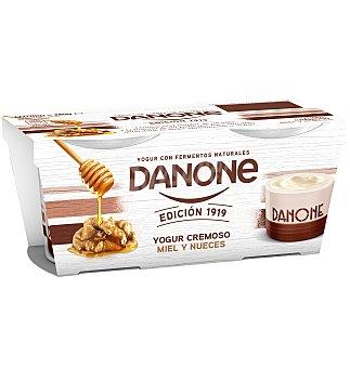 Danone Yogur edición 1919 nuez-miel 2 unidades