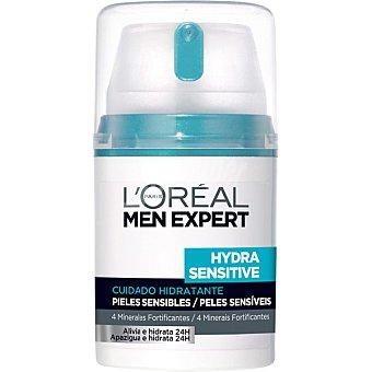 L'OREAL MEN EXPERT Hydra Sensitive Cuidado hidratante 24 h piel sensible Frasco 50 ml