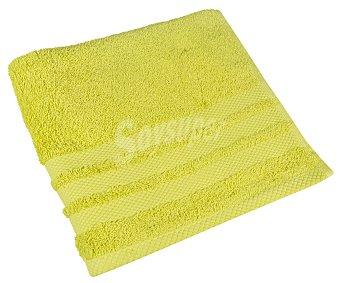Actuel Toalla de lavabo 100% algodón color verde ocre, /m² de densidad 500g
