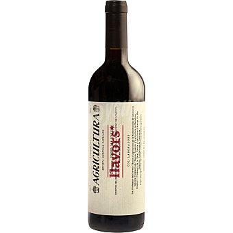 LLAVORS Vino tinto D.O. Emporda  botella 75 cl