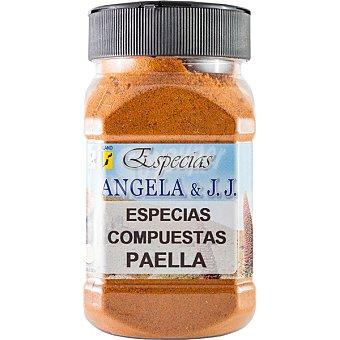 Angela & J.J. Especias para paella bote 140 g bote 140 g