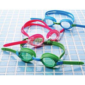 RUNFIT 2670 Gafa de natación junior colores surtidos