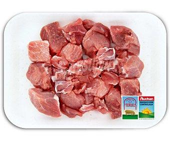 Auchan Producción Controlada Estofado de cerdo de Teruel 500 Gramos