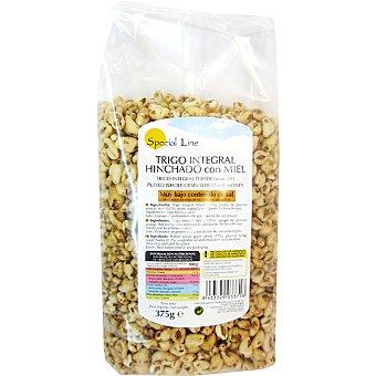 SPECIAL LINE Trigo integral hinchado con miel muy bajo contenido en sal  bolsa 375 g