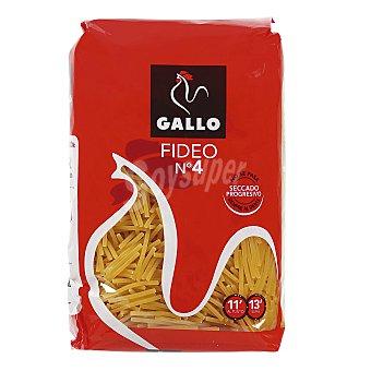 Gallo Fideo - Pasta alimenticia de calidad superior 500 g