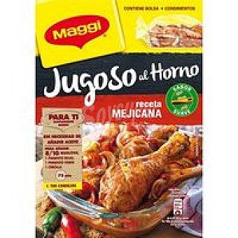 Maggi Jugoso al horno a la mejicana Sobre 40 g