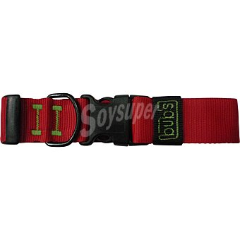 Bub's Collar para perro color rojo medida 40 mm 1 unidad